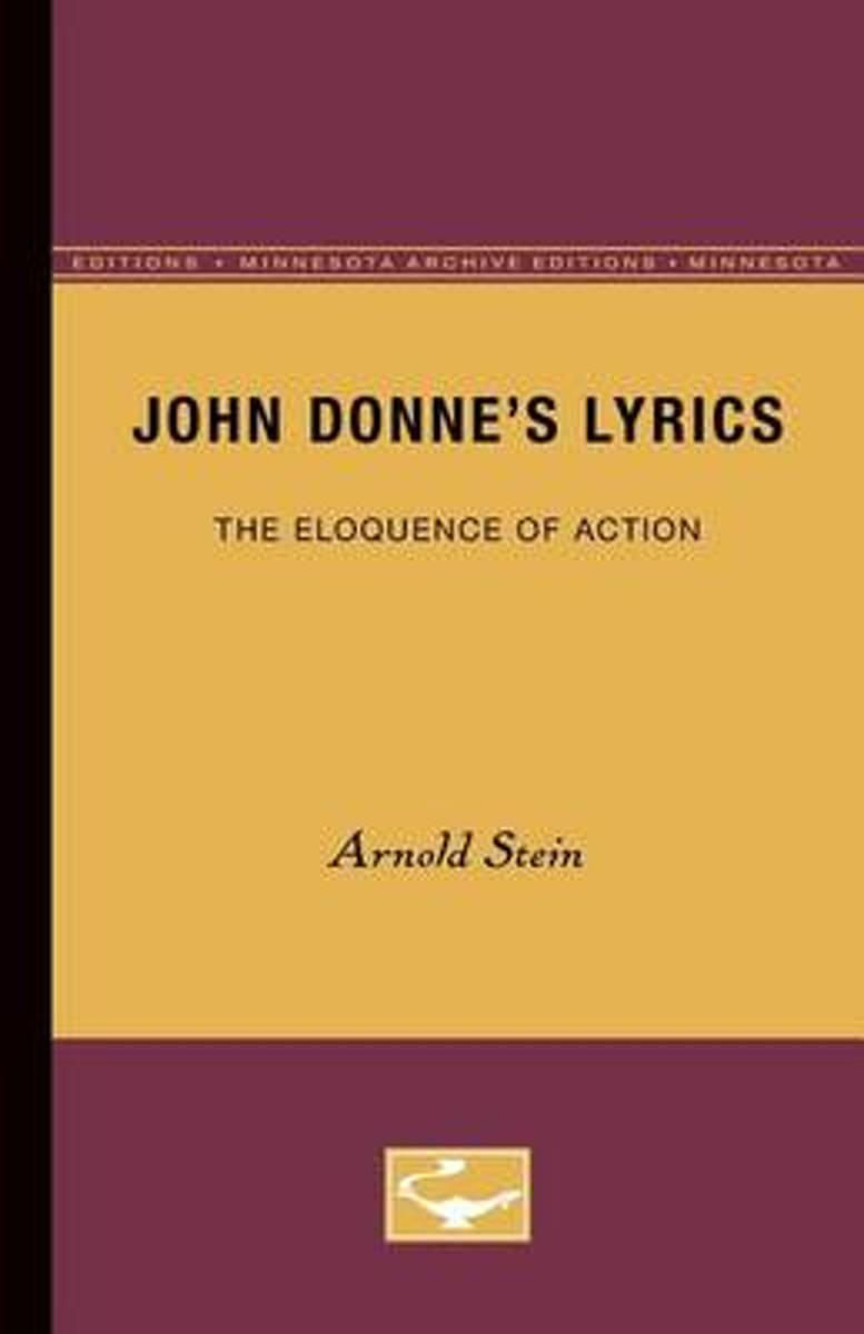 John Donne's Lyrics
