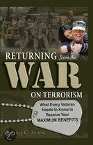 Returning from the War on Terrorism