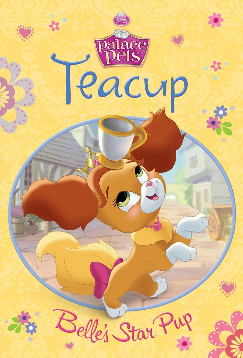 Palace Pets: Teacup: Belle's Star Pup