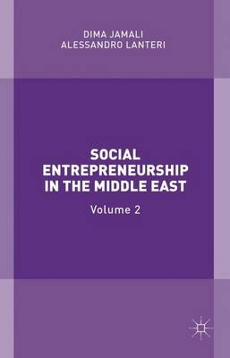 Social Entrepreneurship in the Middle East