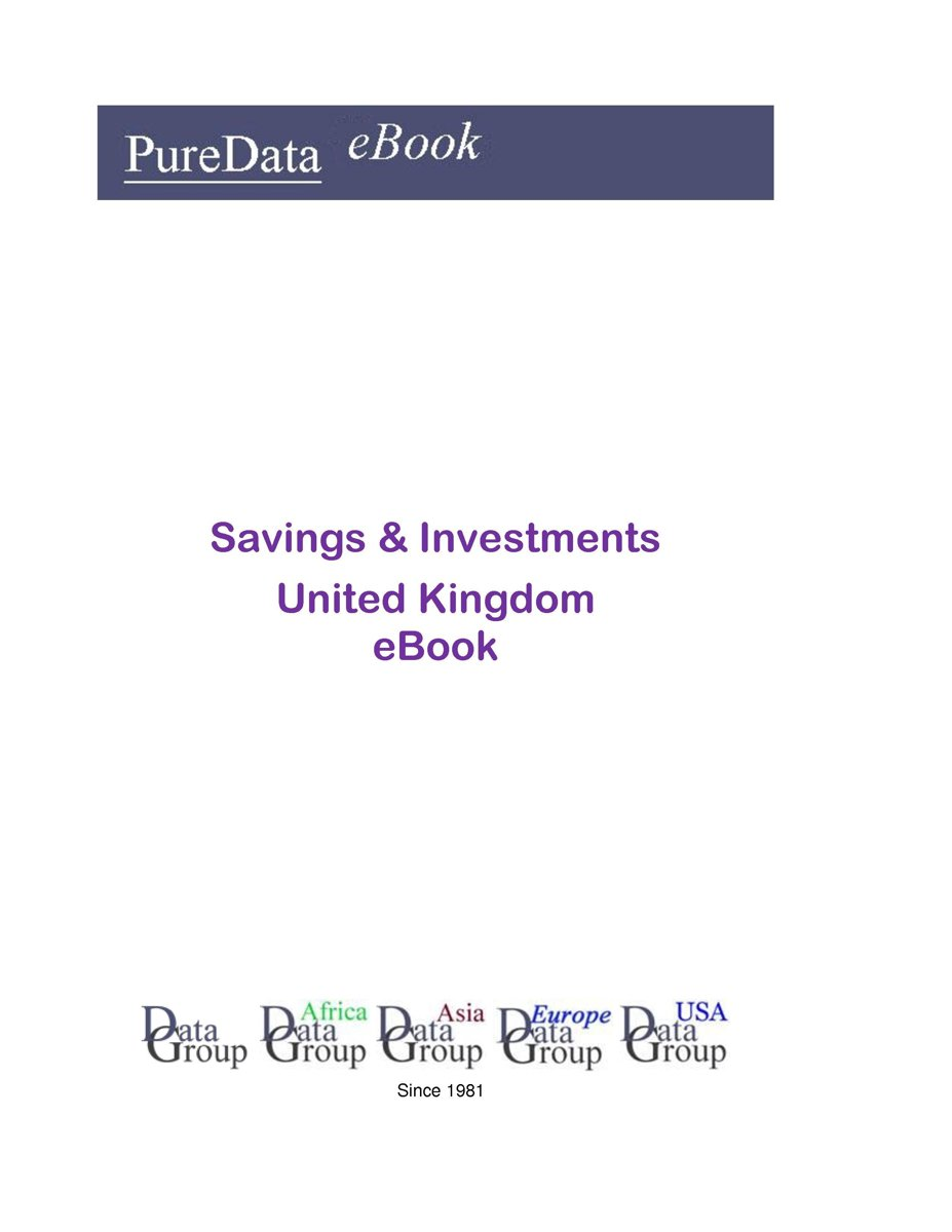 Savings & Investments in the United Kingdom