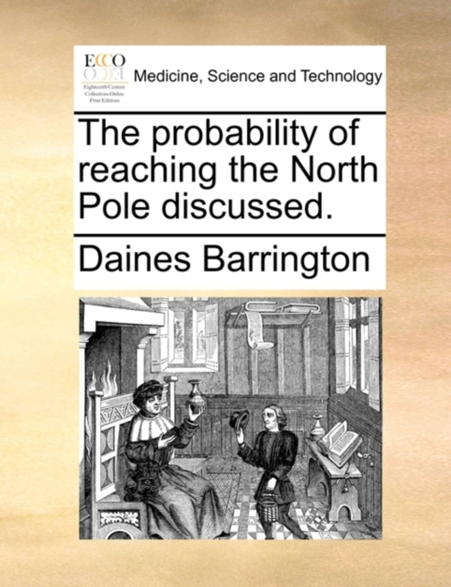 The Probability of Reaching the North Pole Discussed.