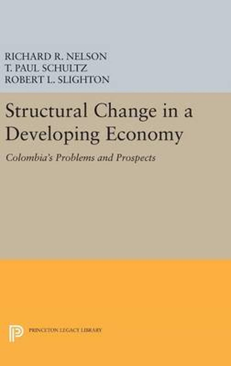 Structural Change in a Developing Economy