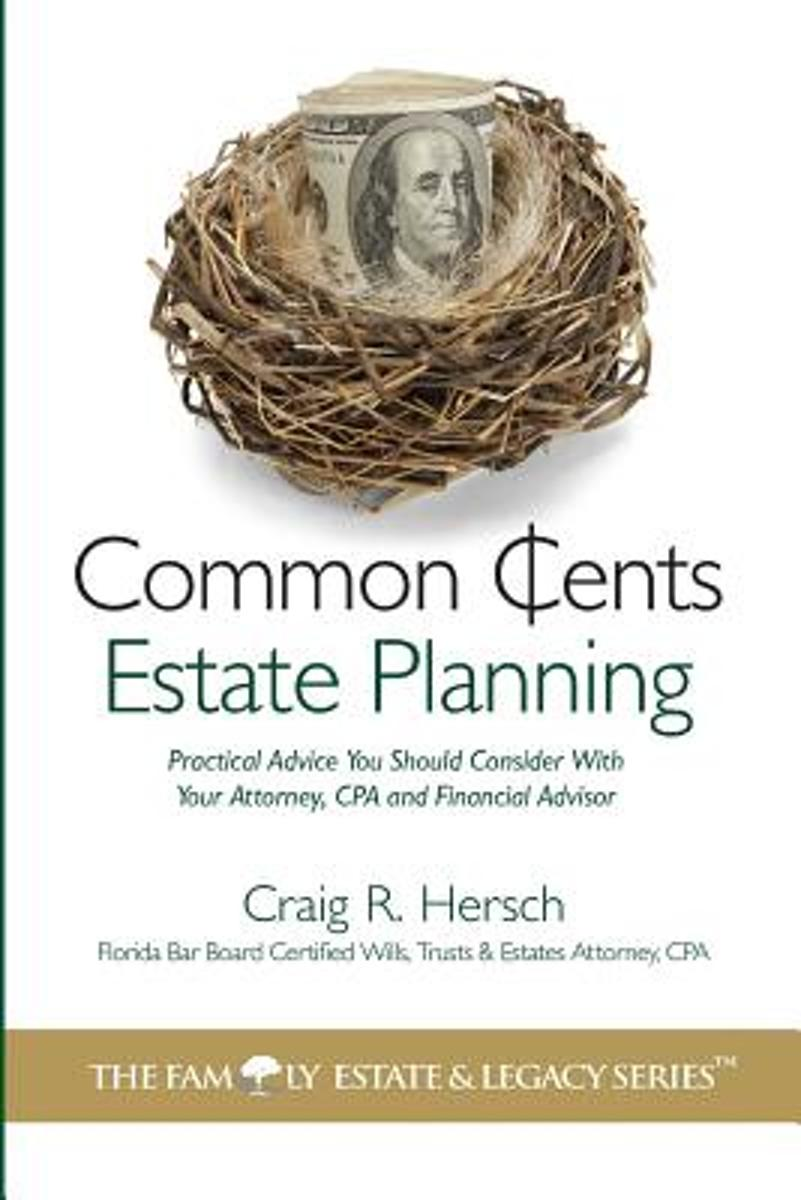 Common Cents Estate Planning