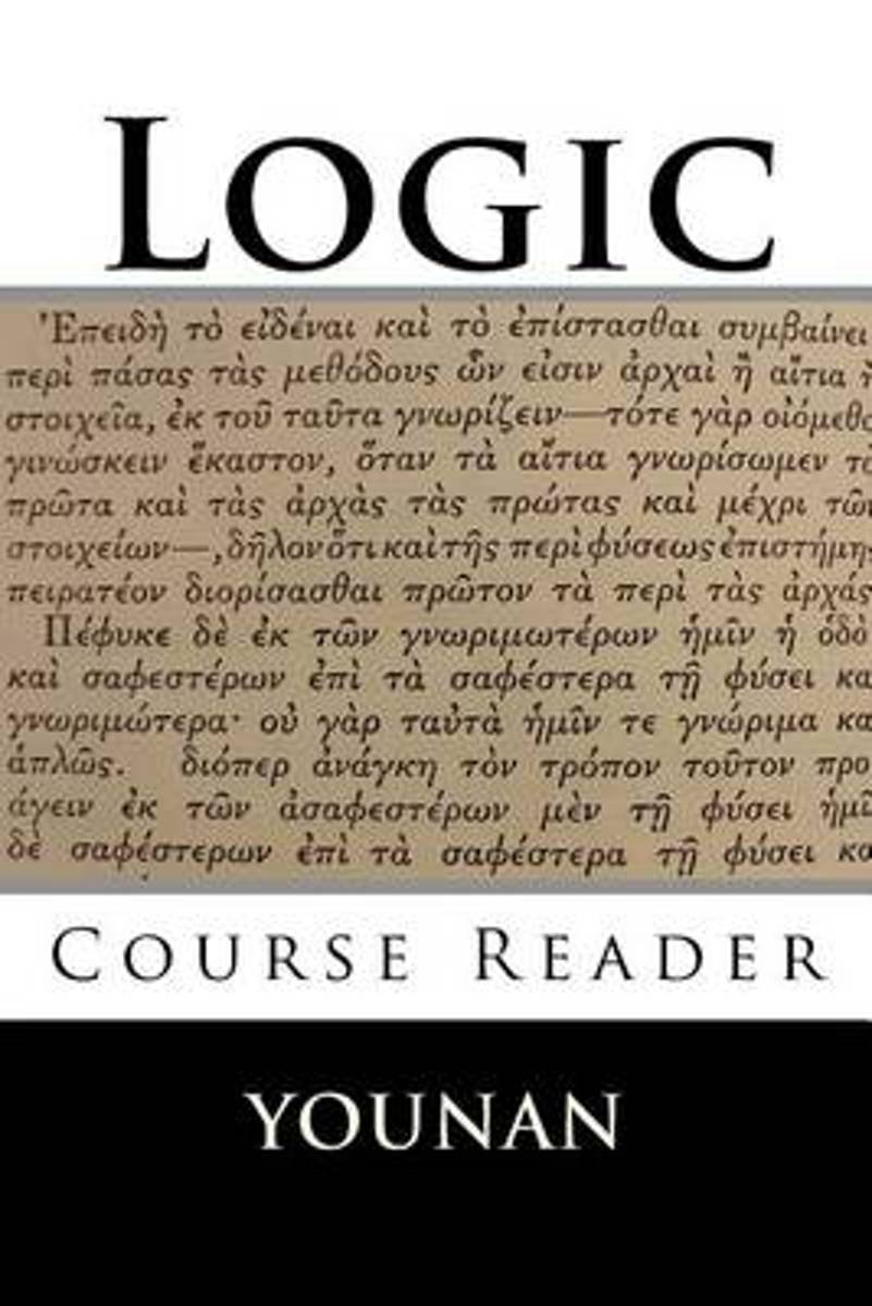 Logic Course Reader