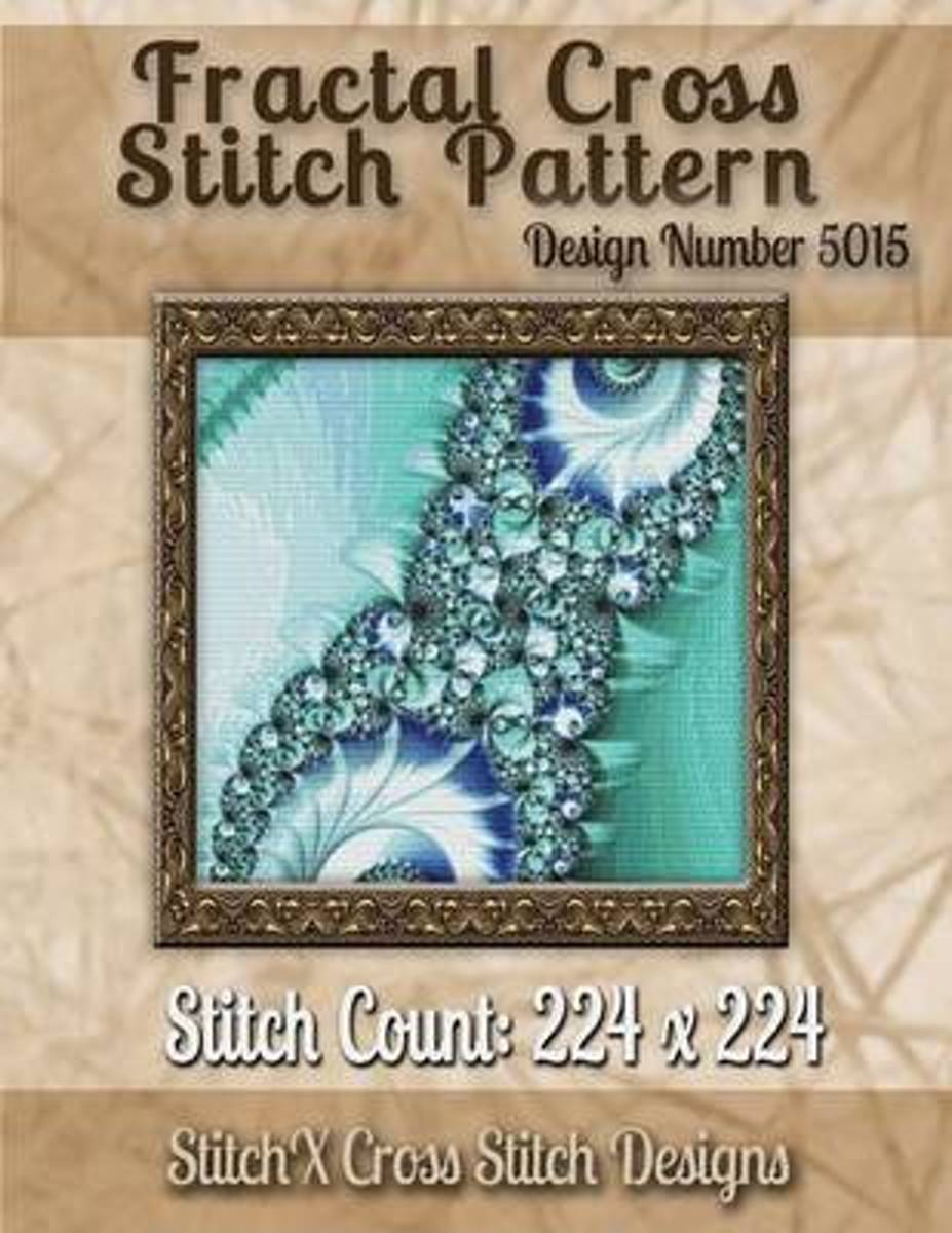 Fractal Cross Stitch Pattern
