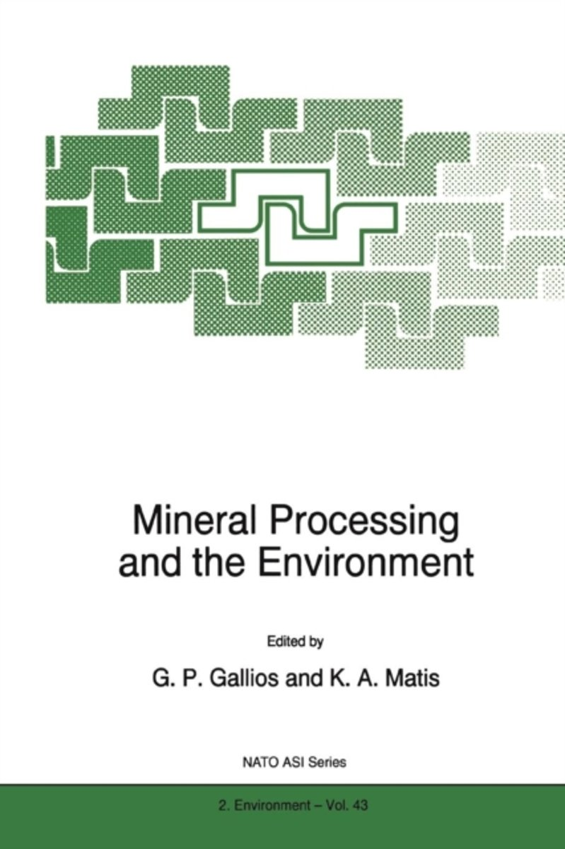 Mineral Processing and the Environment