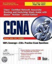 CCNA Cisco Certified Network Associate Routing and Switching Study Guide (Exam 200-101, ICND2), with Boson NetSim