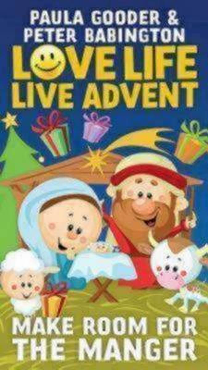 Love Life, Live Advent Booklet