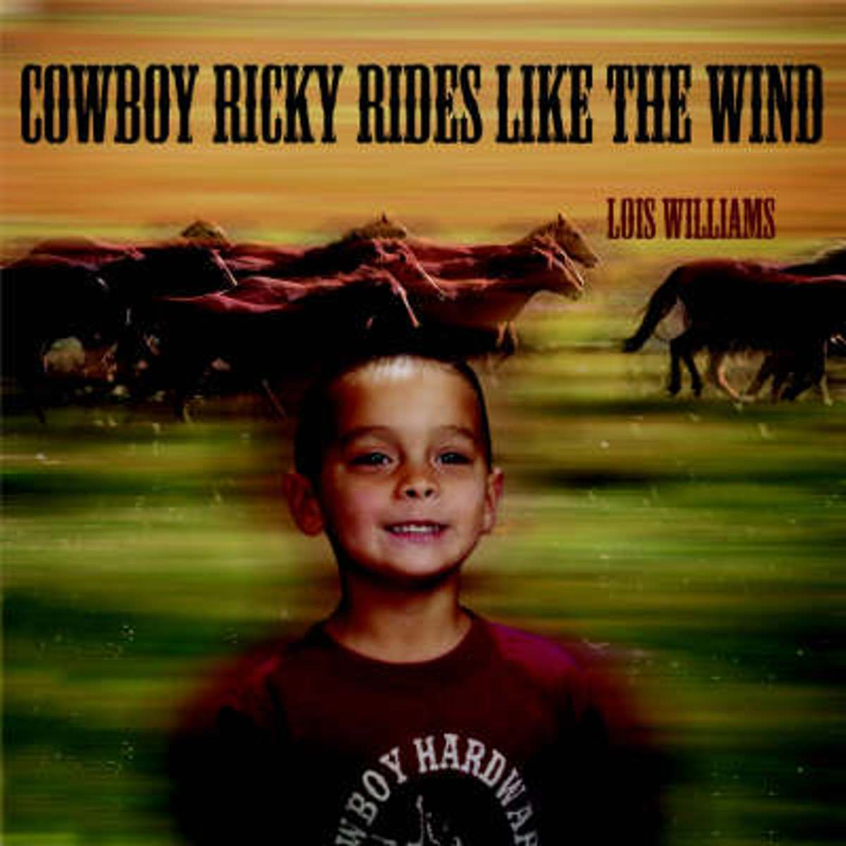 Cowboy Ricky Rides Like the Wind