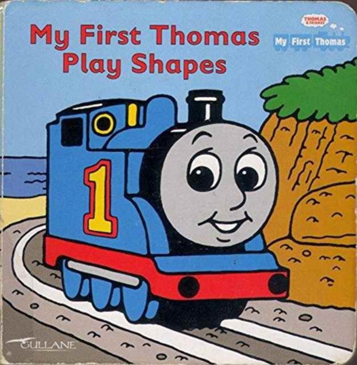 My First Thomas Play Shapes