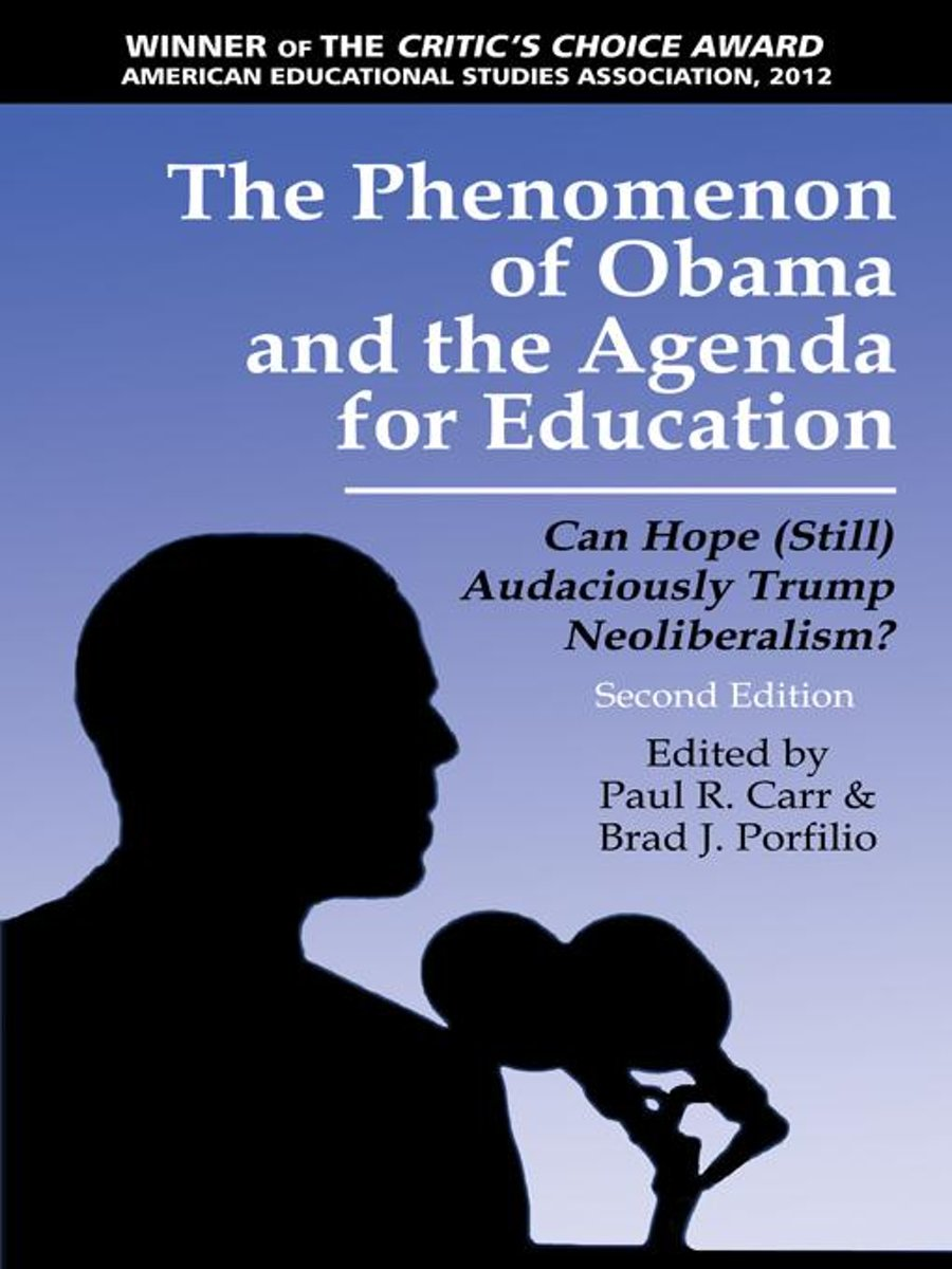 The Phenomenon of Obama and the Agenda for Education 2nd Edition