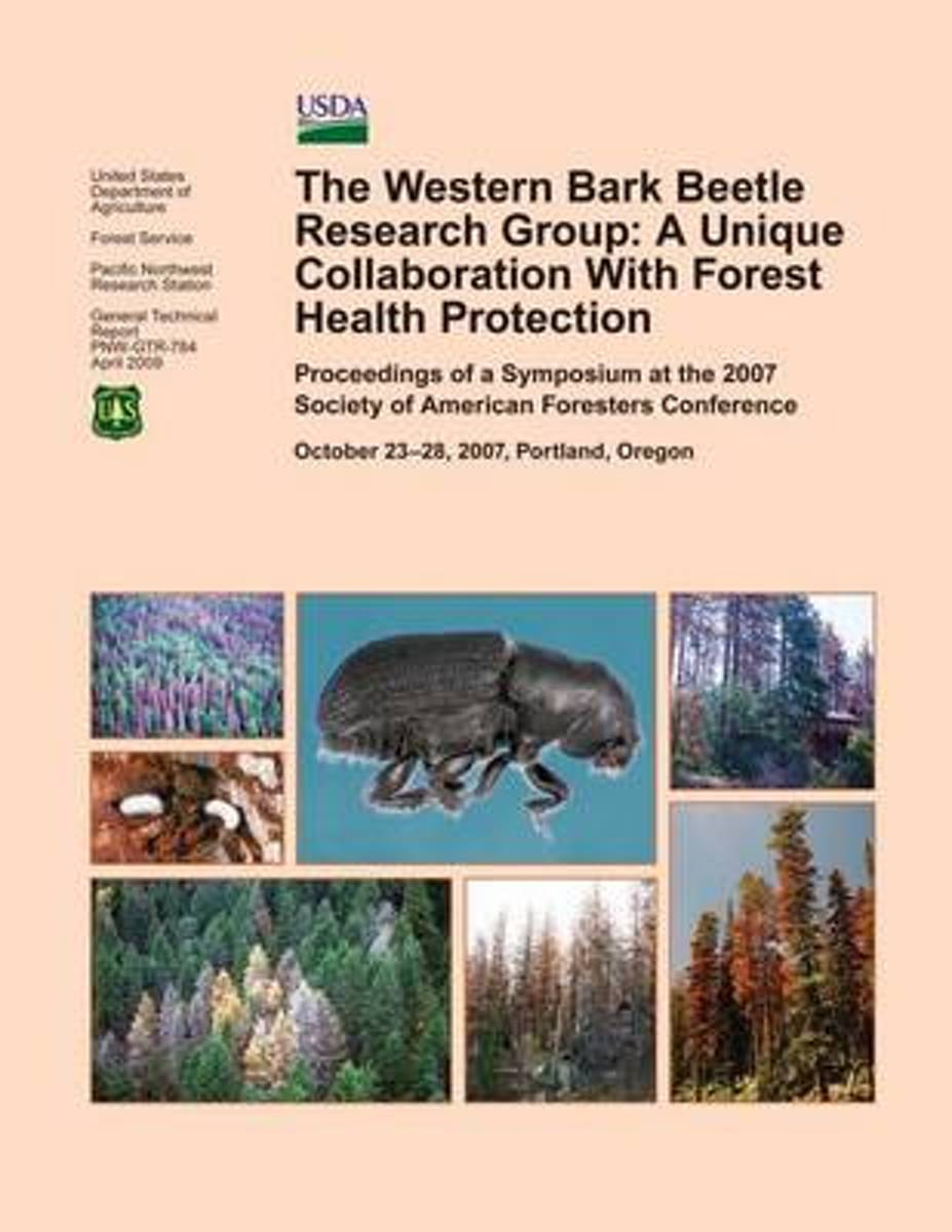 The Western Bark Beetle Research Group
