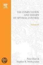 The Computation and Theory of Optimal Control