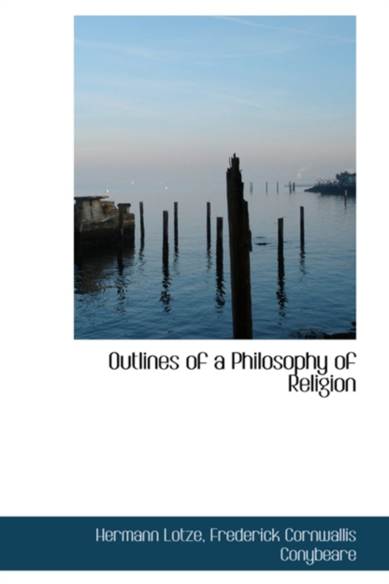 Outlines of a Philosophy of Religion