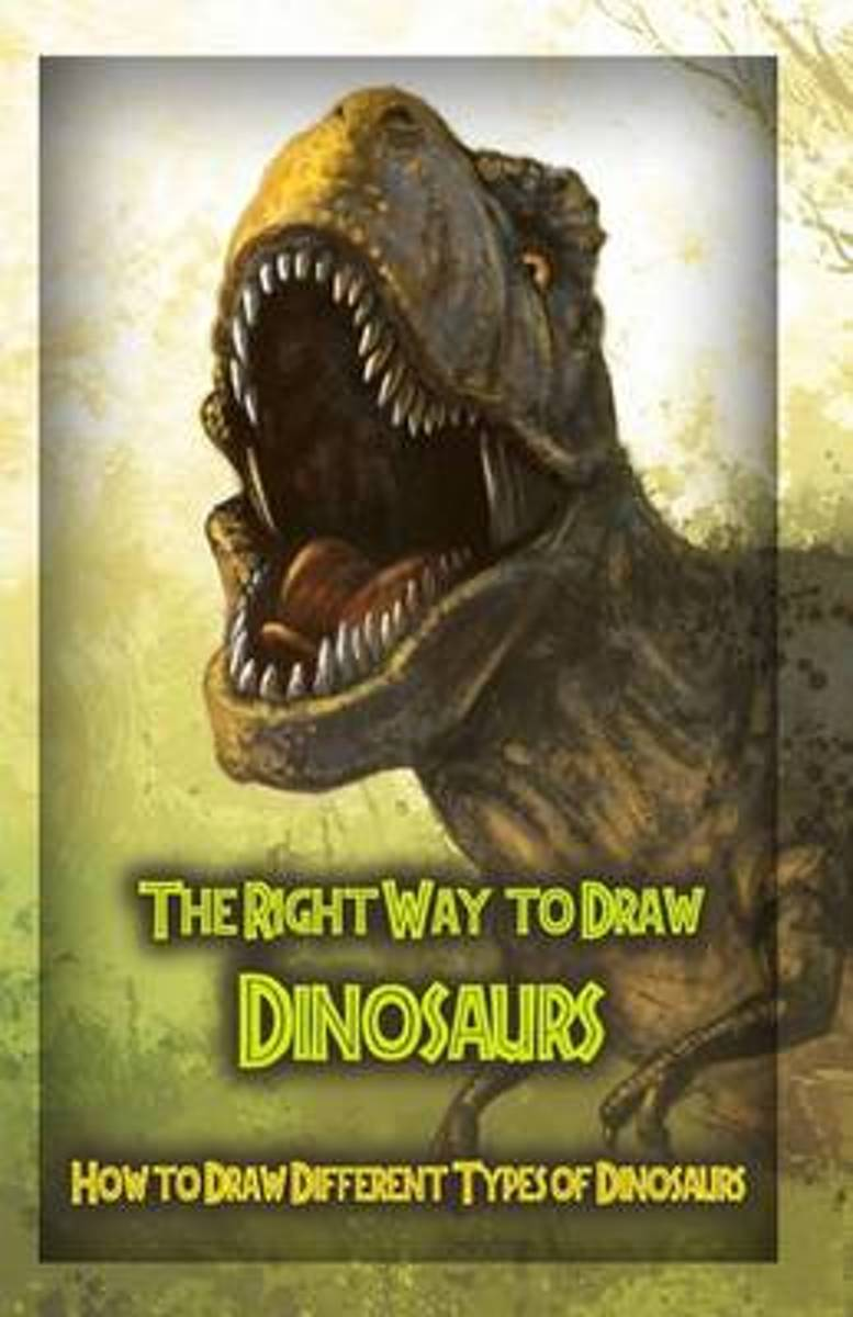 The Right Way to Draw Dinosaurs