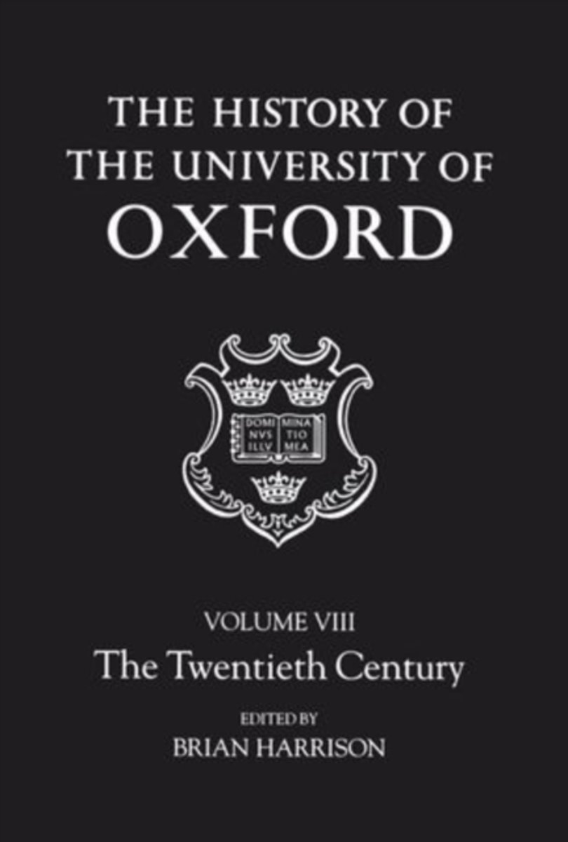The The History of the University of Oxford
