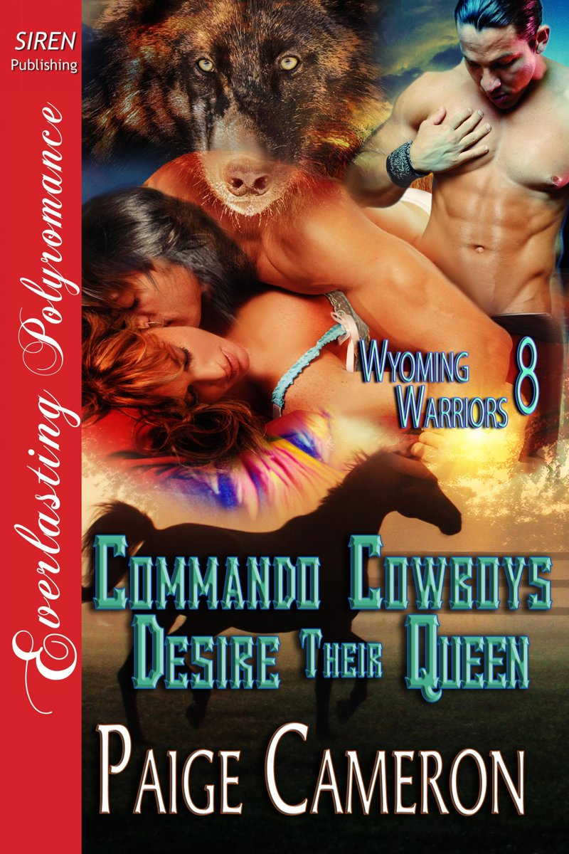 Commando Cowboys Desire Their Queen