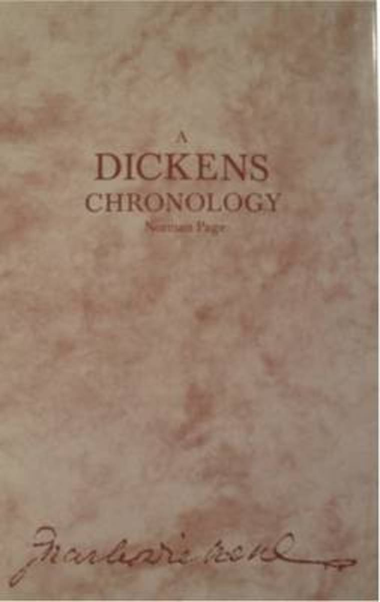 A Dickens Chronology
