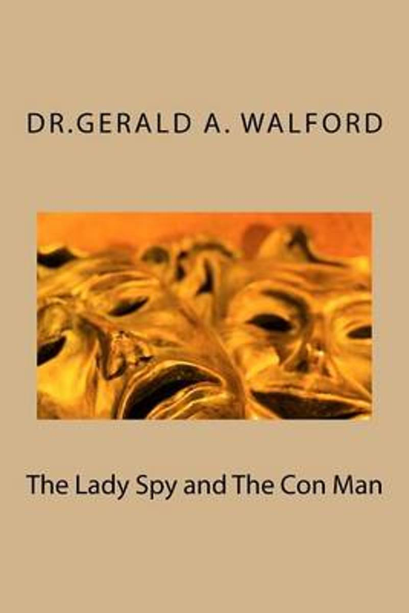 The Lady Spy and the Con Man