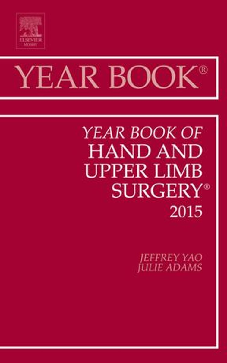 Year Book of Hand and Upper Limb Surgery 2015, E-Book