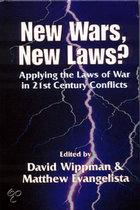 New Wars, New Laws