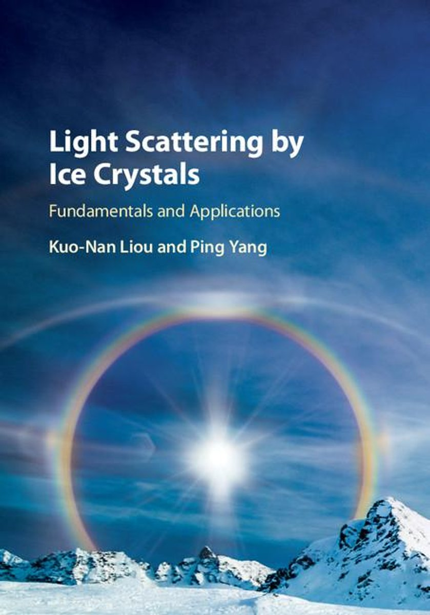 Light Scattering by Ice Crystals