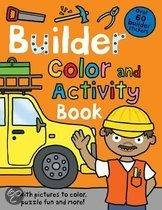 Builder Color and Activity Book