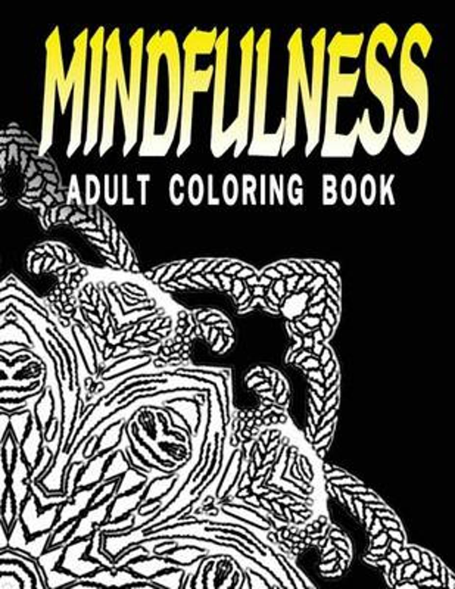 Mindfulness Adult Coloring Book, Volume 4