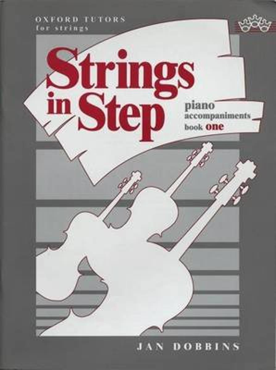 Strings in Step piano accompaniments Book 1