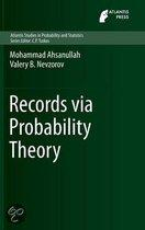 Records via probability theory