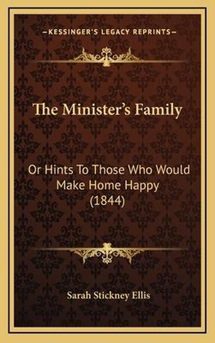 The Minister's Family