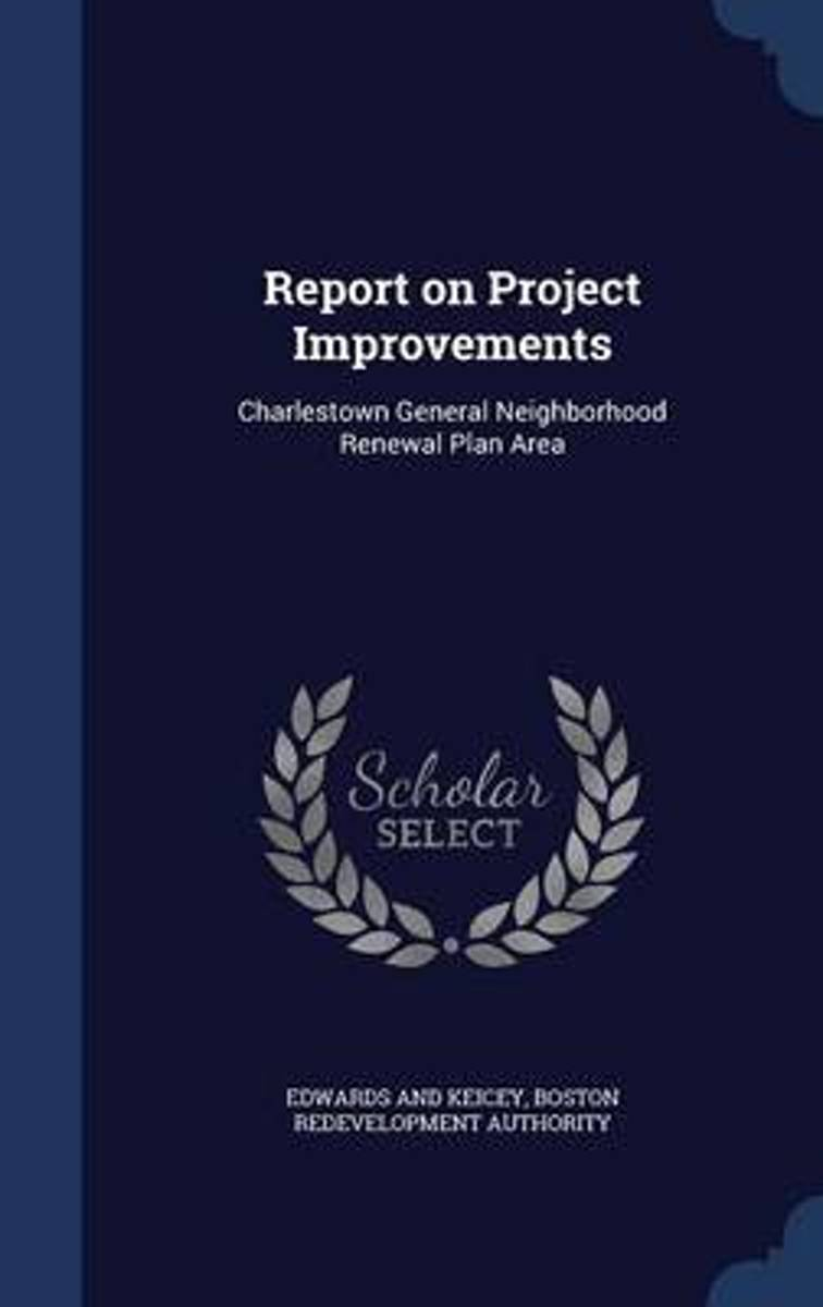 Report on Project Improvements