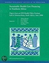 Sustainable Health Care Financing in Southern Africa
