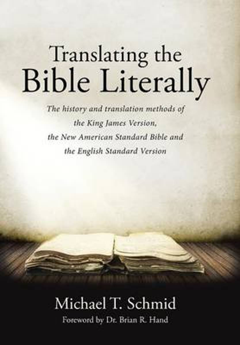 Translating the Bible Literally