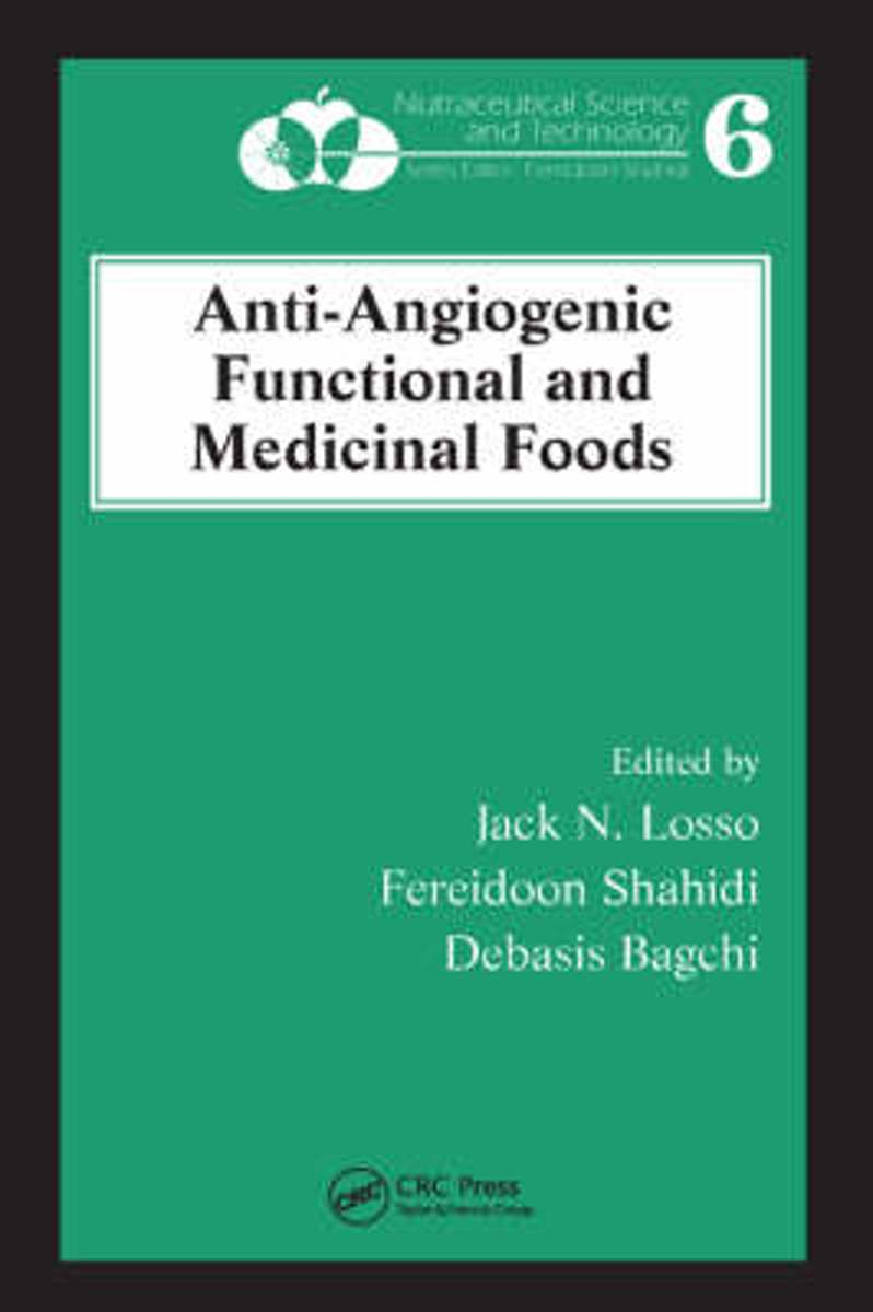 Anti-Angiogenic Functional and Medicinal Foods