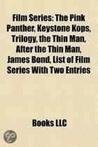 Film Series: The Pink Panther, Keystone Kops, The Thin Man, After The Thin Man, List Of Film Series With Two Entries