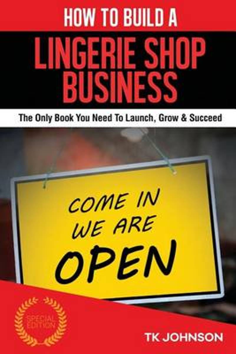 How to Build a Lingerie Shop Business (Special Edition)