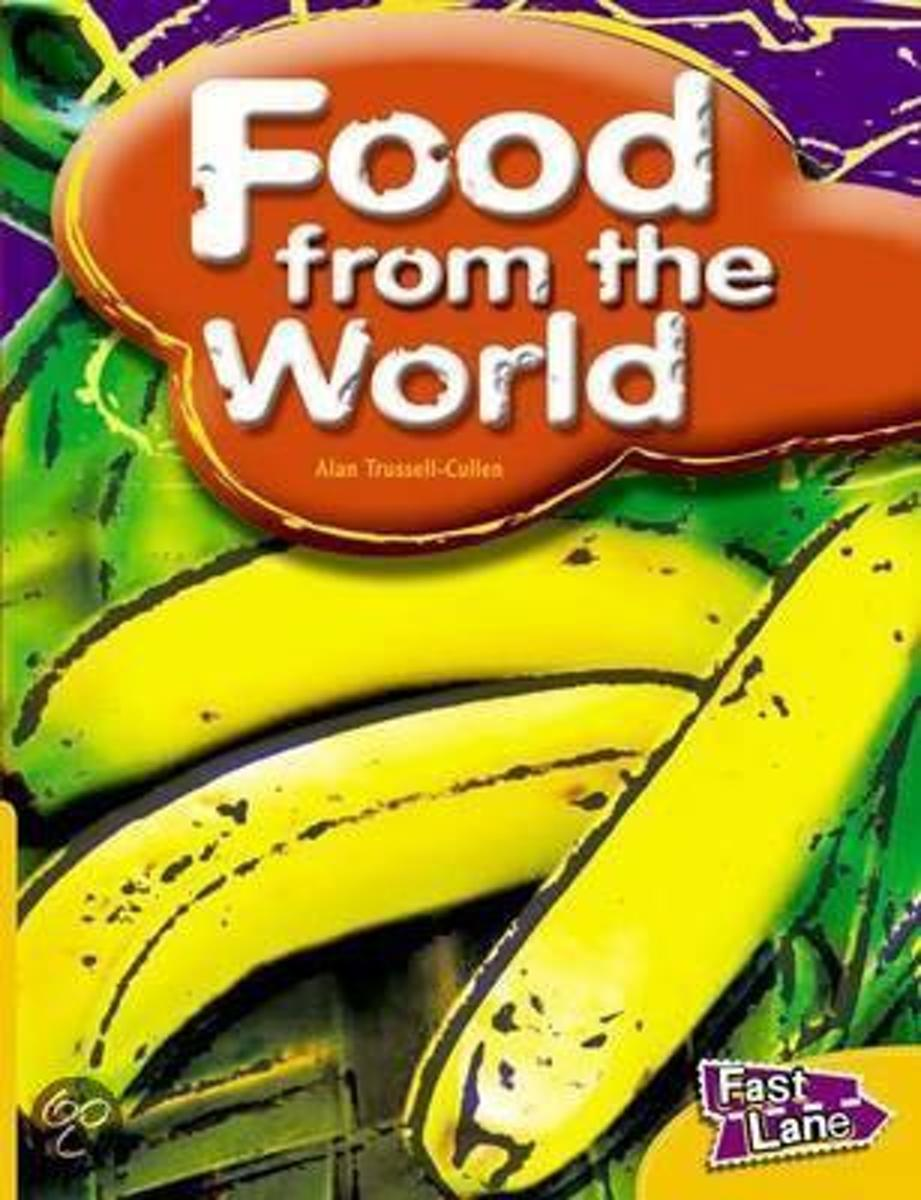 Food from the World Fast Lane Yellow Nf