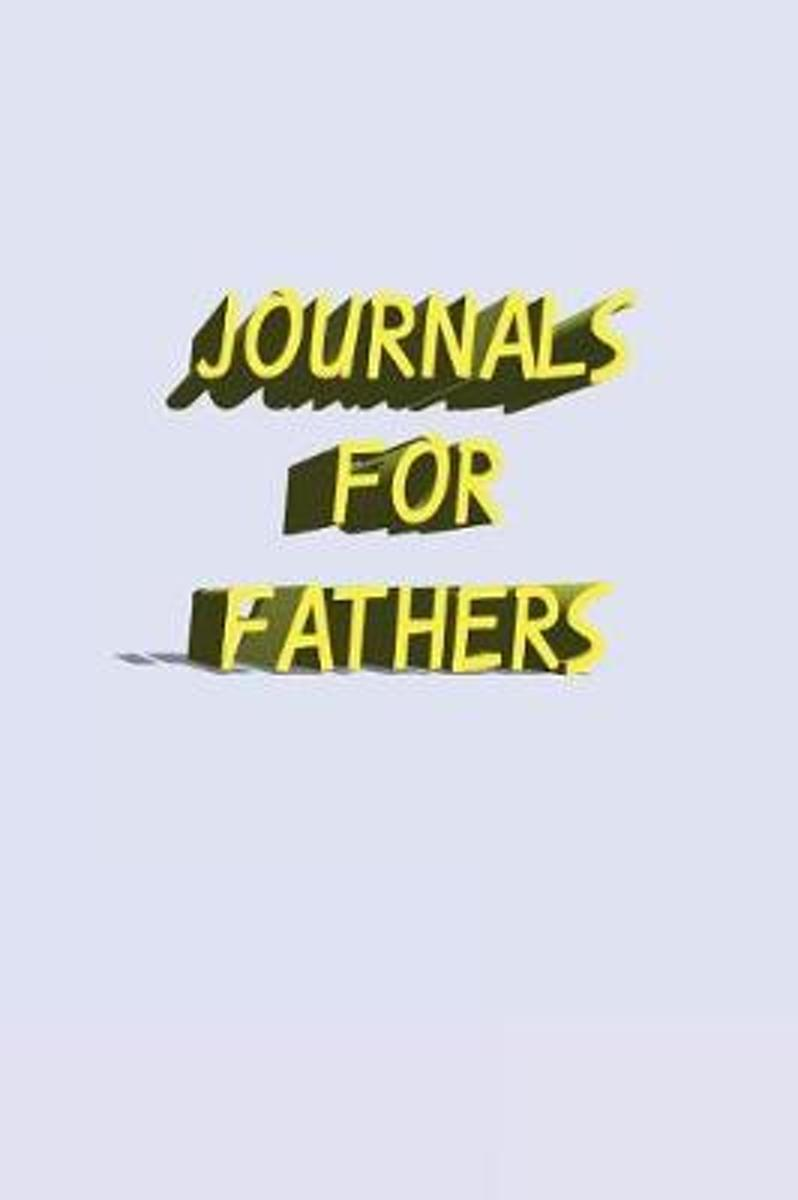 Journals for Fathers