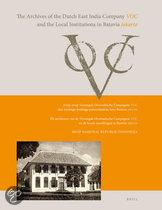 THE ARCHIVES OF THE DUTCH EAST INDIA COMPANY (VOC) AND THE