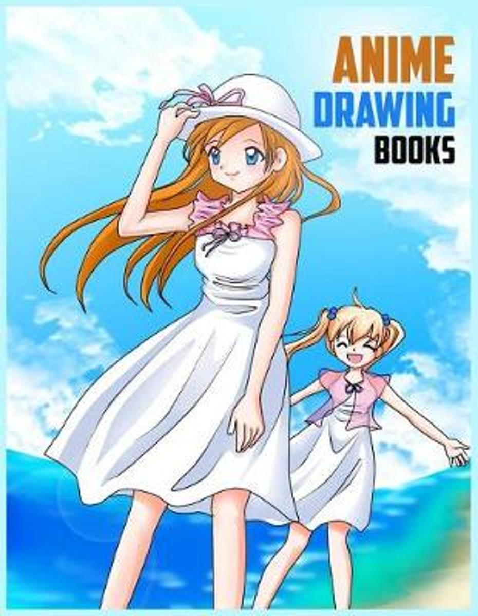 Anime Drawing Books