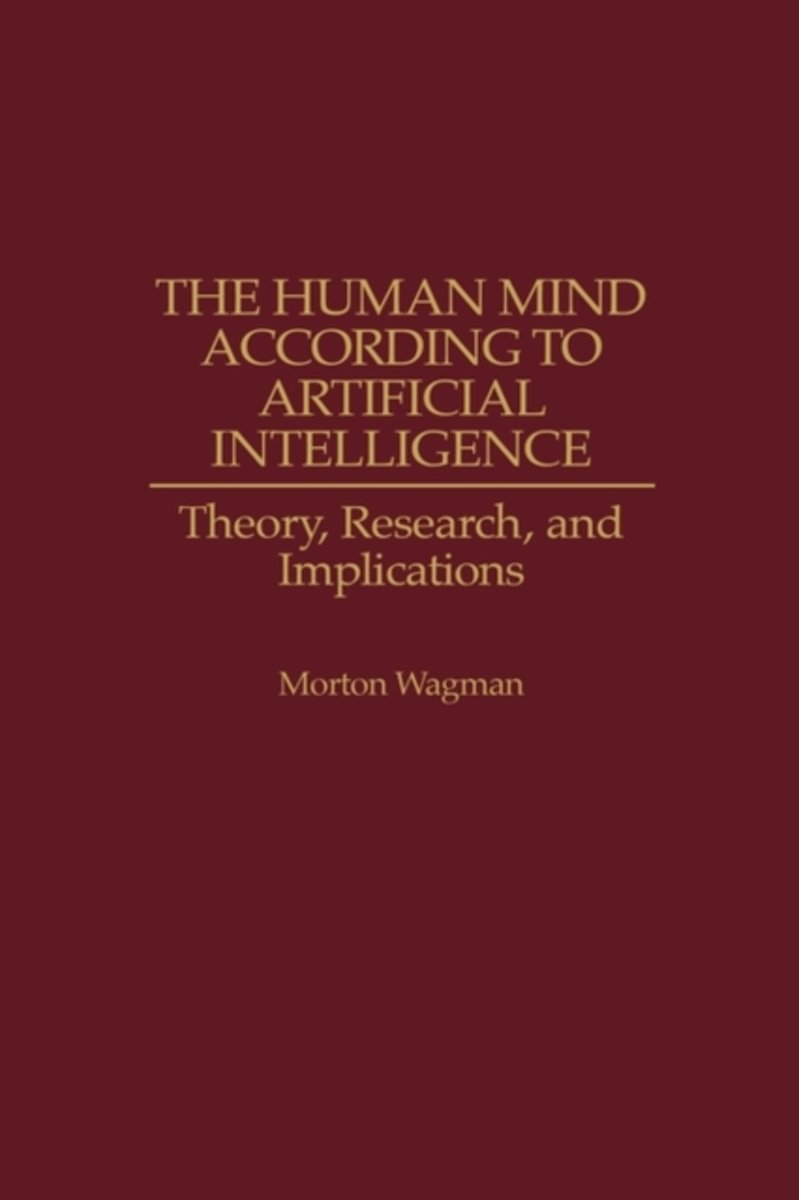 The Human Mind According to Artificial Intelligence
