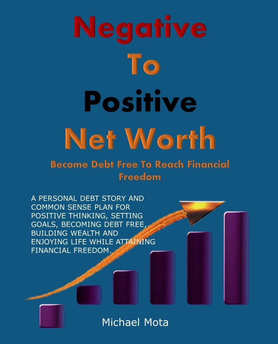 Negative To Positive Net Worth: Become Debt Free to Reach Financial Freedom