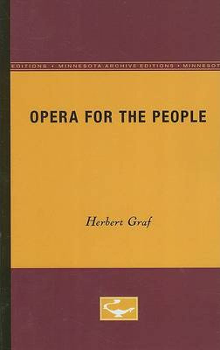 Opera for the People