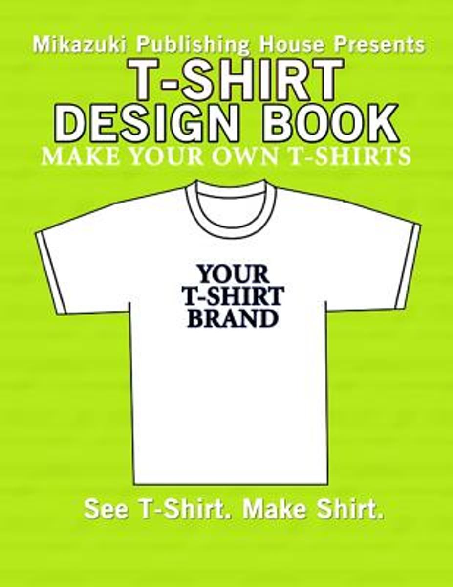 T-Shirt Design Book