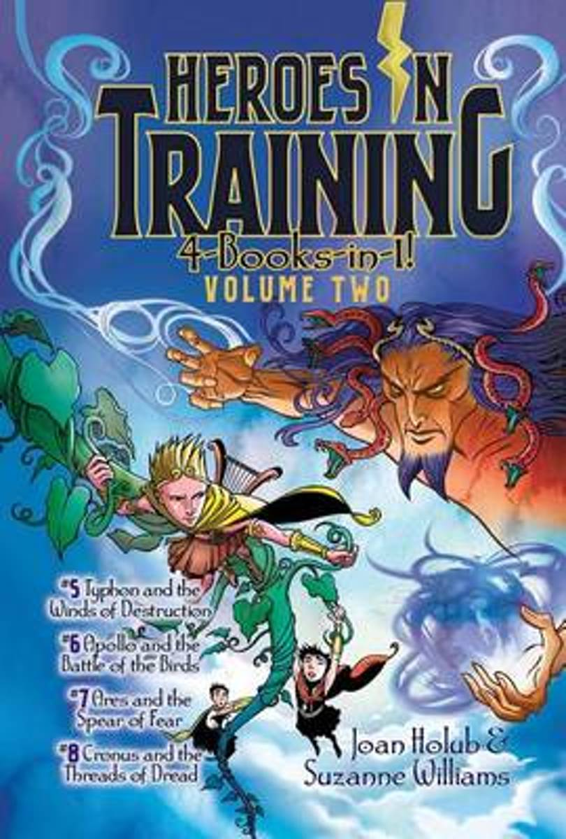 Heroes in Training 4-Books-In-1! Volume Two