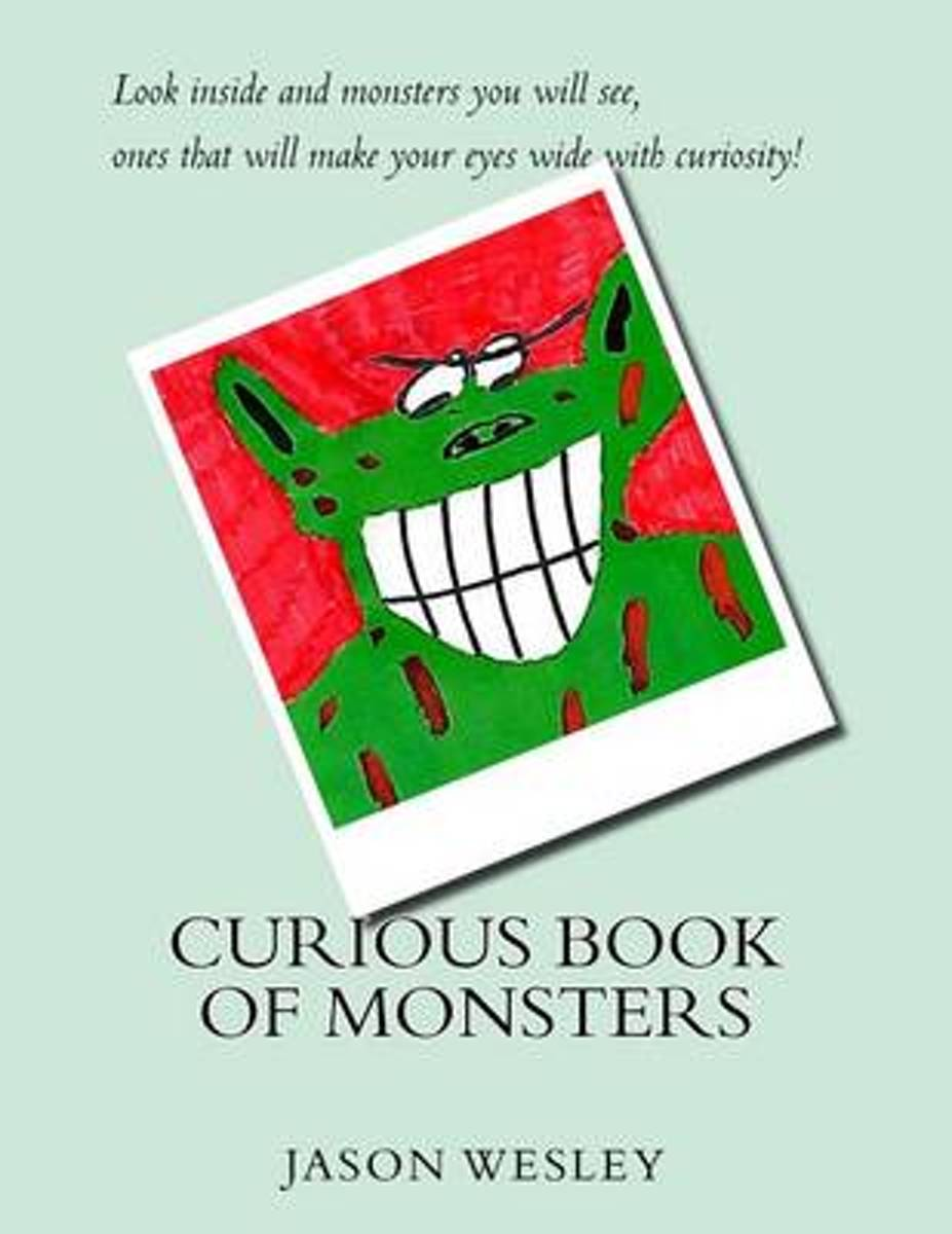 The Curious Book of Monsters