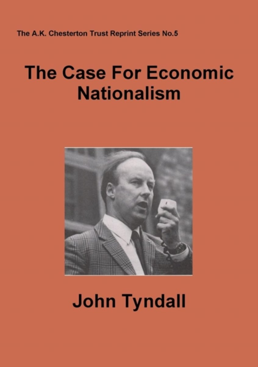 The Case for Economic Nationalism