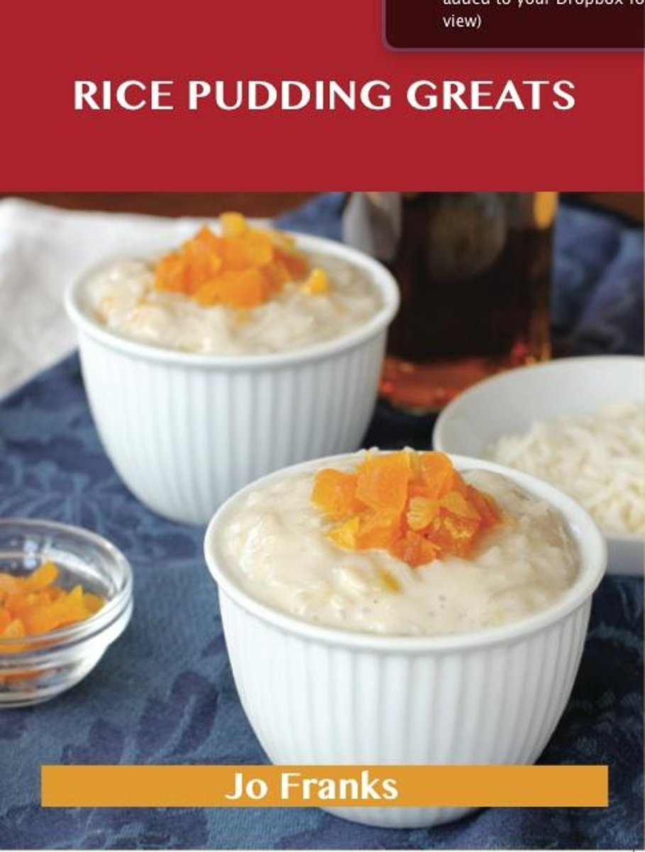 Rice Pudding Greats